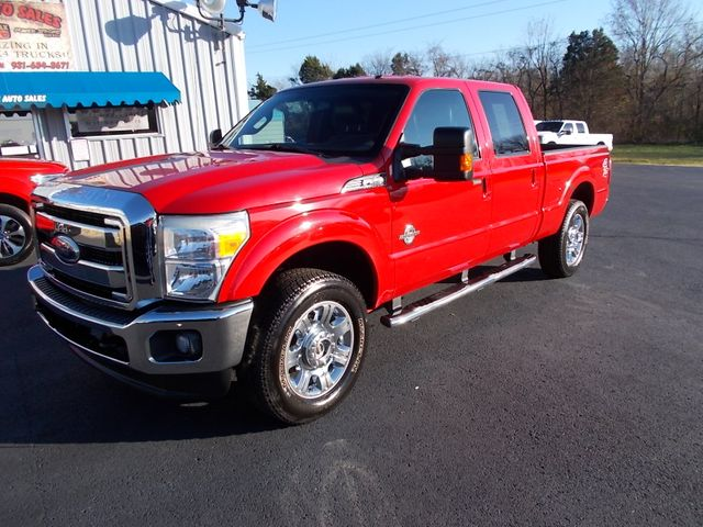 2011 Ford Super Duty F-250 Pickup Lariat Shelbyville, TN 5