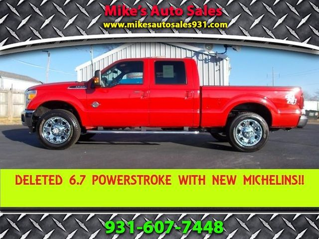 2011 Ford Super Duty F-250 Pickup Lariat Shelbyville, TN