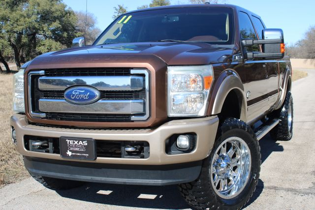 2011 Ford Super Duty F-250 King Ranch FX4