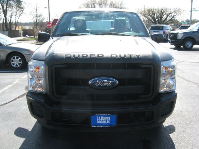 2011 Ford Super Duty F-250 XL Utility Richmond, Virginia 2