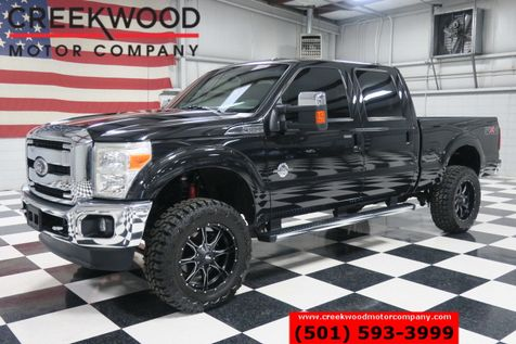 2011 Ford Super Duty F-250 Lariat 4X4 FX4 Diesel Lifted New Tires XD 20s NICE in Searcy, AR