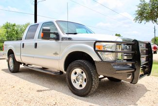 2011 Ford Super Duty F-250 XLT Crew Cab 4x4 6.7L Powerstroke Diesel Auto in Sealy, Texas 77474