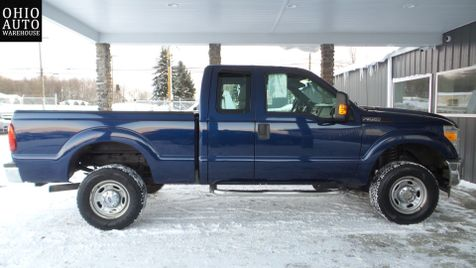 2011 Ford Super Duty F-350 4x4 Extended Cab 1-Owner Clean Carfax We Finance | Canton, Ohio | Ohio Auto Warehouse LLC in Canton, Ohio
