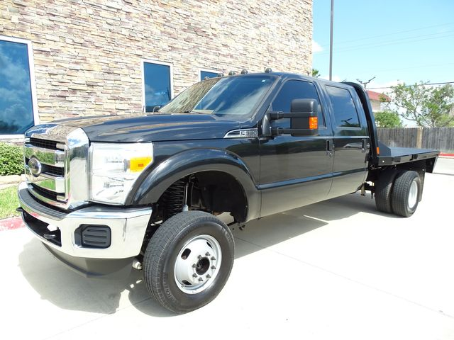 2011 Ford Super Duty F-350 DRW Chassis Cab XLT