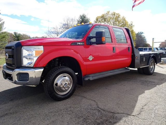 2011 Ford Super Duty F-350 DRW Chassis Cab XL Madison, NC 6