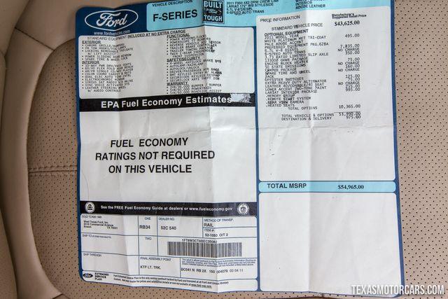 2011 Ford Super Duty F-350 DRW Pickup Lariat in Addison Texas, 75001