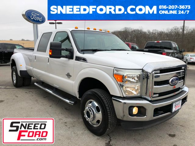 2011 Ford Super Duty F-350 DRW Pickup Lariat 4X4