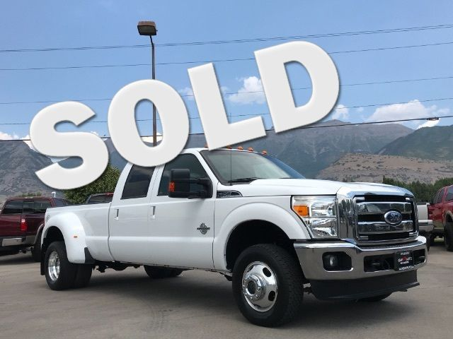 2011 Ford Super Duty F-350 DRW Pickup Lariat LINDON, UT