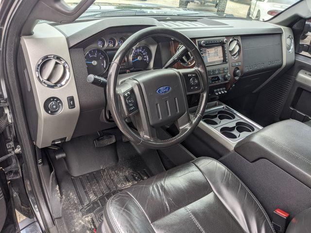 2011 Ford Super Duty F-350 DRW Pickup Lariat in Pleasanton, TX 78064