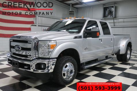 2011 Ford Super Duty F-350 Lariat 4x4 Diesel Dually Leather New Tires Chrome in Searcy, AR