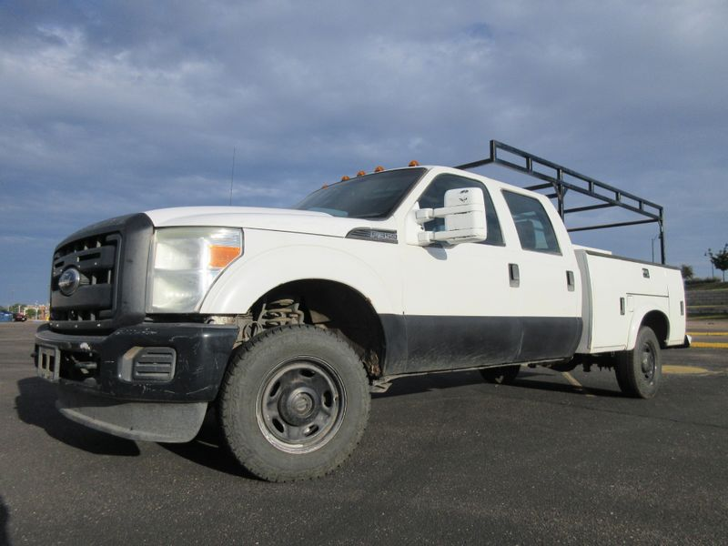 2011 Ford Super Duty F-350 SRW Chassis Cab XLT  Fultons Used Cars Inc  in , Colorado