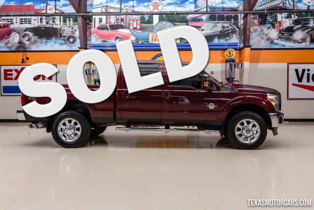 2011 Ford Super Duty F-350 SRW Pickup Lariat 4X4