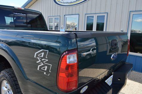 2011 Ford Super Duty F-350 SRW Pickup Lariat Supercrew 4x4 6.7L in Alexandria, Minnesota