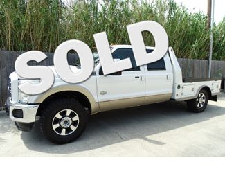 2011 Ford Super Duty F-350 SRW Pickup Lariat Corpus Christi, Texas