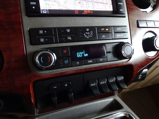 2011 Ford Super Duty F-350 SRW Pickup Lariat Corpus Christi, Texas 39