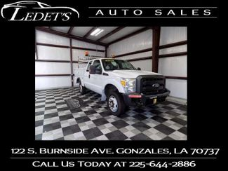 2011 Ford Super Duty F-350 SRW Pickup XL - Ledet's Auto Sales Gonzales_state_zip in Gonzales