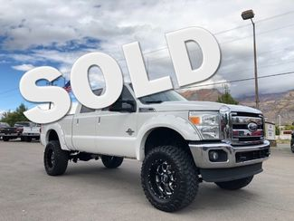 2011 Ford Super Duty F-350 SRW Pickup Lariat LINDON, UT