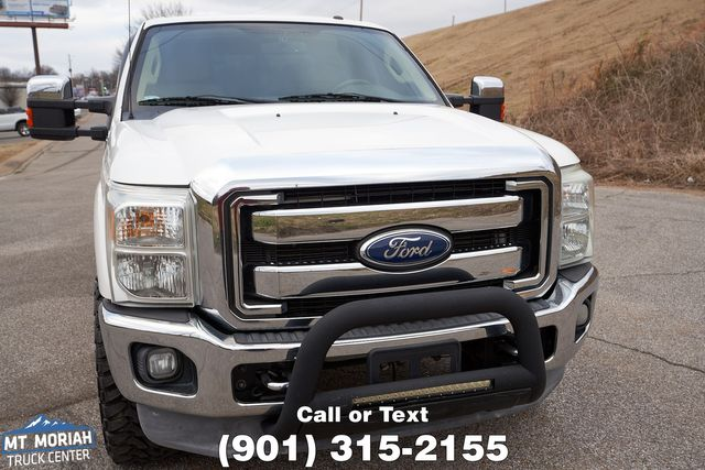 2011 Ford Super Duty F-350 SRW Pickup Lariat in Memphis, Tennessee 38115