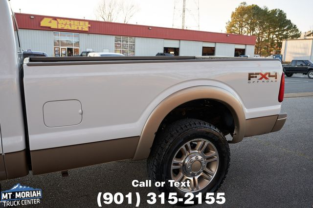 2011 Ford Super Duty F-350 SRW Pickup King Ranch in Memphis, Tennessee 38115
