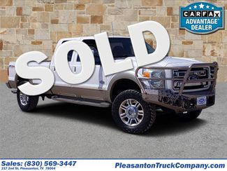 2011 Ford Super Duty F-350 SRW Pickup King Ranch | Pleasanton, TX | Pleasanton Truck Company in Pleasanton TX