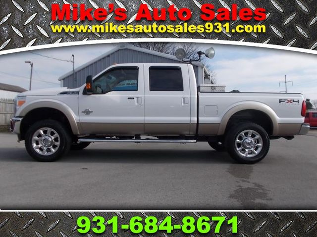 2011 Ford Super Duty F-350 SRW Pickup Lariat Shelbyville, TN