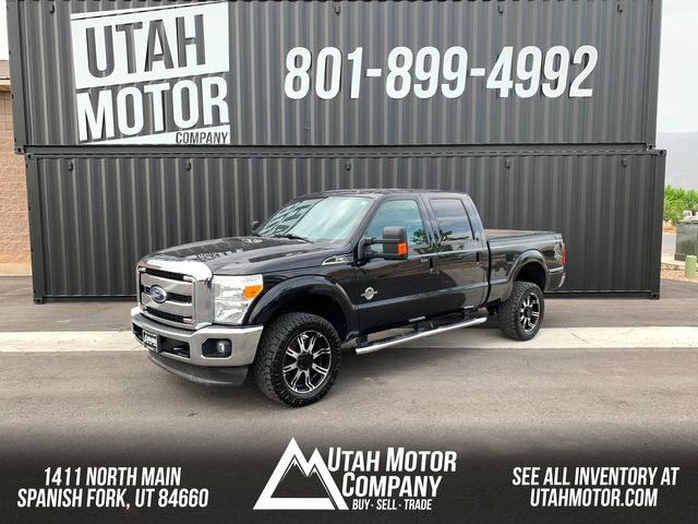 2011 Ford Super Duty F-350 SRW Pickup Lariat
