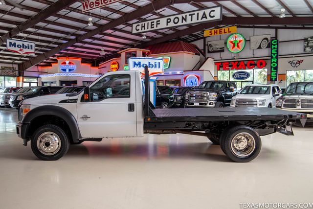 2011 Ford Super Duty F-450 DRW Chassis Cab XL 4x4 in Addison, Texas 75001