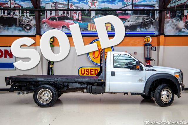 2011 Ford Super Duty F-450 DRW Chassis Cab XL 4x4