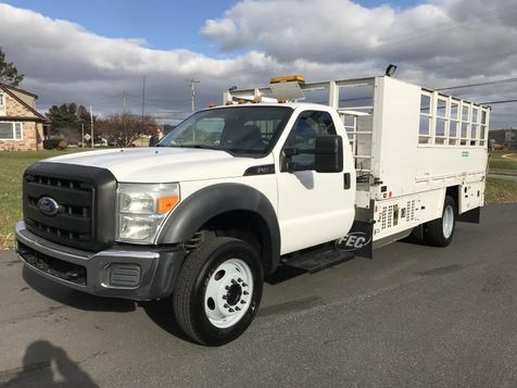 2011 Ford Super Duty F-450 DRW Chassis Cab XL in Ephrata