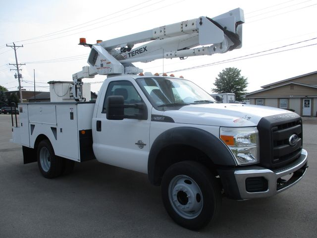 2011 Ford Super Duty F-550 DRW Chassis Cab XL Lake In The Hills, IL 6