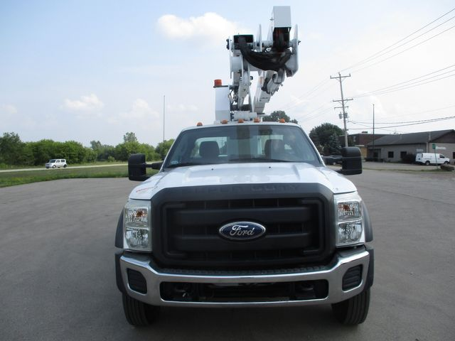 2011 Ford Super Duty F-550 DRW Chassis Cab XL Lake In The Hills, IL 7