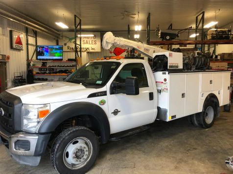 2011 Ford Super Duty F-550 DRW Chassis Cab XL in , Ohio