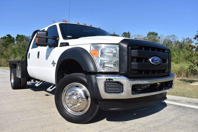 2011 Ford Super Duty F-550 DRW Chassis Cab XL