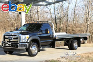 2011 Ford Super Duty F-550 DRW Chassis Cab XLT ONLY 59K MILES! in Woodbury New Jersey, 08096