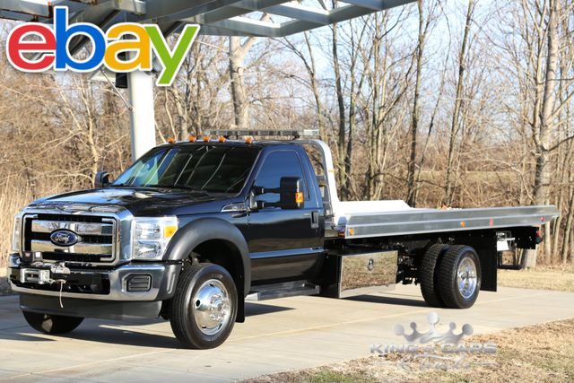 2011 Ford Super Duty F-550 DRW Chassis Cab XLT ONLY 59K MILES!