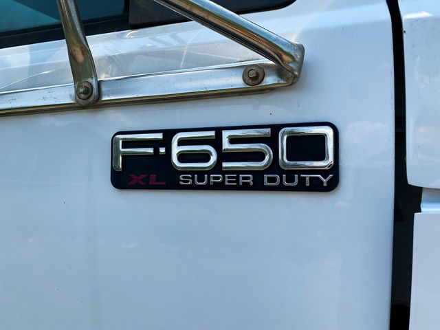 2011 Ford Super Duty F-650 Straight Frame XL Madison, NC 10