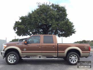 2011 Ford Super Duty F250 Crew Cab Lariat 6.7L Power Stroke Diesel 4X4 in San Antonio, Texas 78217