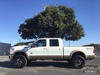 2011 Ford Super Duty F250 Crew Cab King Ranch FX4 6.7L Power Stroke 4X4 in San Antonio Texas, 78217