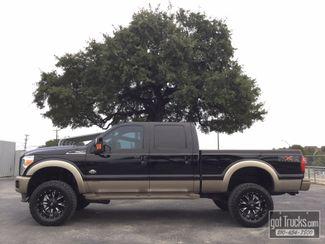 2011 Ford Super Duty F250 Crew Cab King Ranch FX4 6.7L Power Stroke 4X4 in San Antonio, Texas 78217