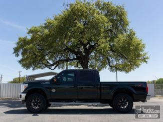 2011 Ford Super Duty F250 Crew Cab XLT FX4 6.7L Power Stroke Diesel 4X4 in San Antonio Texas, 78217