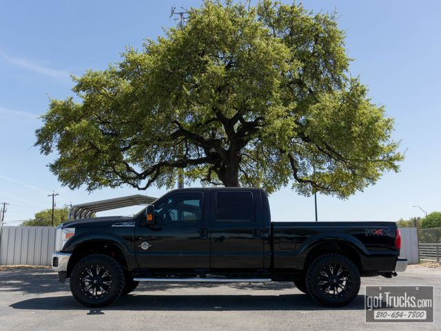 2011 Ford Super Duty F250 Crew Cab XLT FX4 6.7L Power Stroke Diesel 4X4