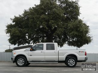 2011 Ford Super Duty F250 Crew Cab Lariat FX4 6.7L Power Stroke Diesel 4X4 in San Antonio, Texas 78217