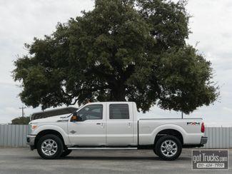 2011 Ford Super Duty F250 Crew Cab Lariat FX4 6.7L Power Stroke Diesel 4X4 in San Antonio, Texas 78217