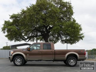2011 Ford Super Duty F350 Crew Cab King Ranch FX4 6.7L Power Stroke 4X4 in San Antonio Texas, 78217