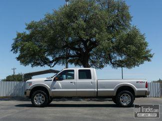 2011 Ford Super Duty F350 Crew Cab King Ranch FX4 6.7L Power Stroke 4X4 in San Antonio Texas, 78217