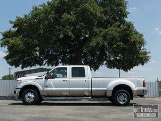 2011 Ford Super Duty F350 Crew Cab Lariat 6.7L Power Stroke Turbo Diesel 4X4 in San Antonio Texas, 78217