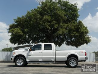 2011 Ford Super Duty F350 Crew Cab Lariat 6.7L Power Stroke Diesel 4X4 in San Antonio Texas, 78217