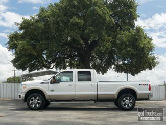 2011 Ford Super Duty F350 Crew Cab Lariat FX4 6.7L Power Stroke Diesel 4X4 in San Antonio Texas, 78217