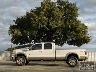 2011 Ford Super Duty F350 Crew Cab King Ranch FX4 6.7L Power Stroke 4X4 in San Antonio, Texas 78217
