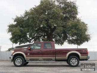 2011 Ford Super Duty F350 Crew Cab Lariat FX4 6.7L Power Stroke Diesel 4X4 in San Antonio, Texas 78217